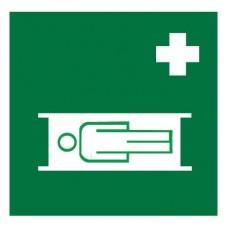 EC02 Средства выноса (эвакуации) пораженных (Пластик 200 х 200)